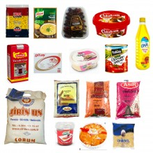 21 Pieces Ramadan Food Supply Box