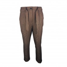 Women's Brown Crowbar Pants