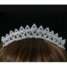 Bride wedding engagement princess celebration wedding dress crown