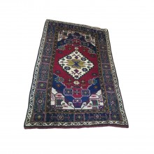 handmade-special-design-vintage-carpet  80 in x 50in (205x129cm)