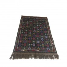 handmade-special-design-vintage-rug 136 in x 51in (193x132cm)