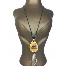 Genunie Leather Necklace