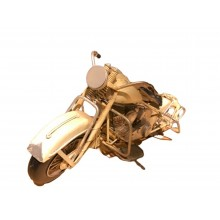 Handmade custom design chopper motorcycle