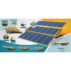Nova Mobile Trailer Solar Panel (Mobile Trailer)