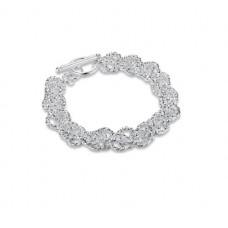 Silver Delicate Elegant Bracelet (Birthday-Valentine's Day- Mother's Day)