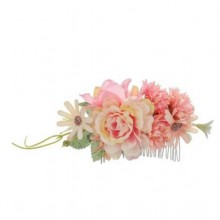 Bridal Wedding Floral Sheet Buckle Accessories