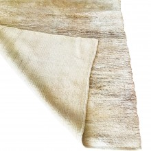 Natural Wool and Root Dye Handmade Woven Tulle (Home Gift-Decor-Traces of the Past) 224cm x 112cm