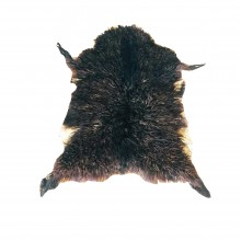Home and Office Decor Mohair Goat Hide