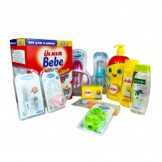 10 Pieces Baby - Feeding Bottle and Special Use Accessories