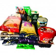18 Piece General Food Package