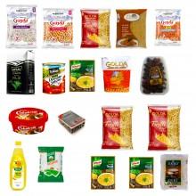 19 Pieces Ramadan Ration Relief Box