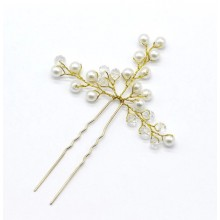 Wedding Bridal Hair Band hairpin Handmade Accessory