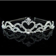 Bride wedding engagement princess celebration wedding dress crown