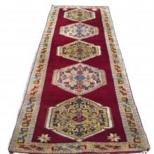 handmade-specialdesign-vintage-rug 103in-36in (263x90cm)