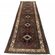 handmade-specialdesign-vintage-rug 146in-33in (373x85cm)