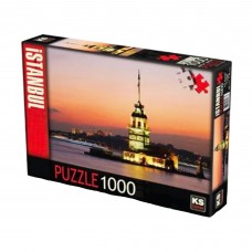 Ks GAMES 1000 Piece Puzzle