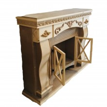 Hand Made Decorative Fireplace