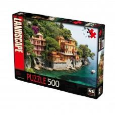 Ks GAMES 500 Piece Puzzle
