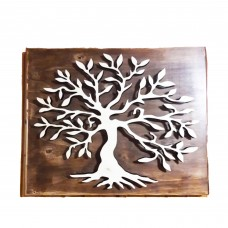 Home Wall Decoration Handmade Wooden Table