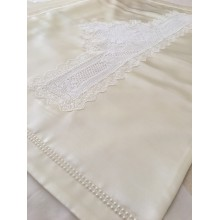 wedding bed cover